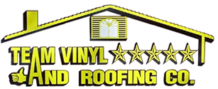 Team Vinyl and Roofing Co., Logo
