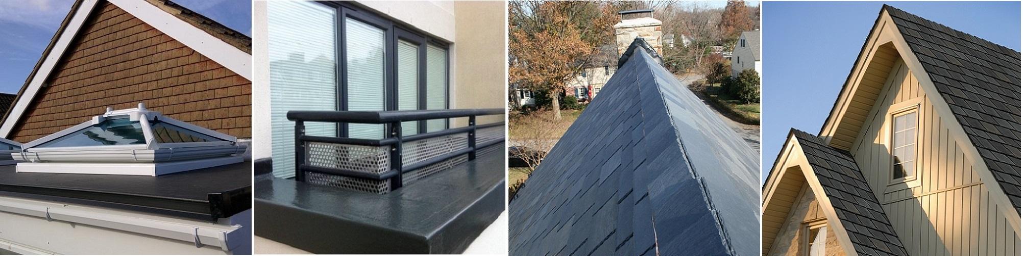 Rubber Slate Roofing Keene Nh Brattleboro Vt